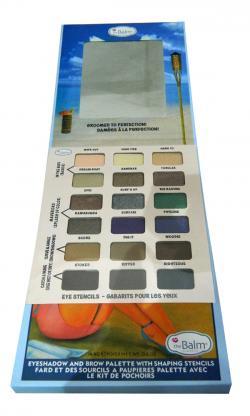 Balmsai Eyeshadow and Brow Palette - (ATS-014)