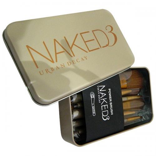Naked 3 Urban Decay Makeup Brushes - (ATS-015)