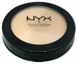 NYX 100% Second Skin Powder Foundation Perfection - (ATS-064)