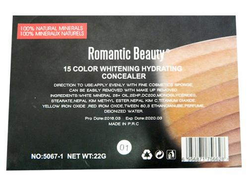 Romantic Beauty Concealer Studio - (ATS-050)