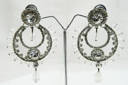 Exclusive White Diamond Earring - (ATS-060)