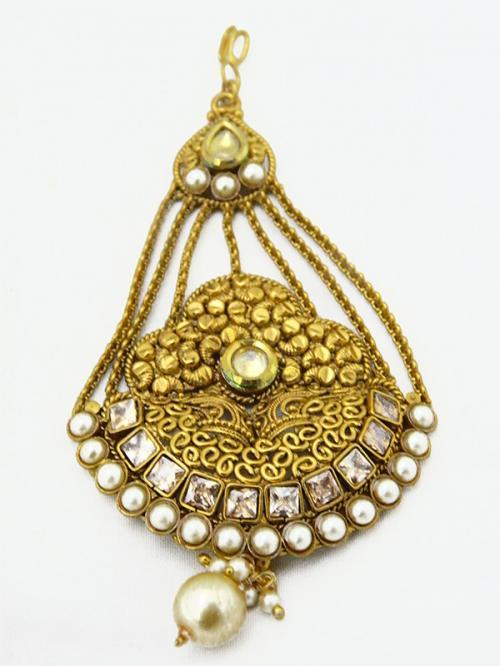 Gold Plated Designer Jewellery - (ATS-029)
