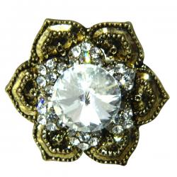High Fashion Jewelry Big Stone Rings - (ATS-036)