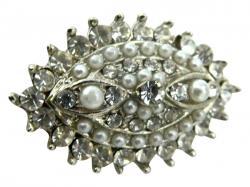High Fashion Jewelry Big Stone Rings - (ATS-038)