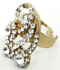 High Fashion Jewelry Stone Rings - (ATS-039)