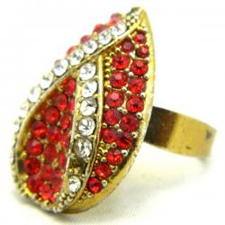 High Fashion Jewelry Big Stone Rings - (ATS-041)