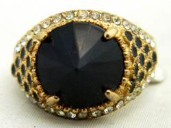 High Fashion Jewelry Big Stone Rings - (ATS-043)