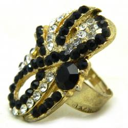 High Fashion Jewelry Big Stone Rings - (ATS-045)