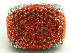 High Fashion Jewelry Big Stone Rings - (ATS-047)