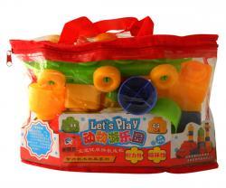 Plastic Building Blocks For Kids - (NUNA-069)