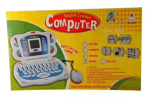 English Learner Computer For Kids - (NUNA-072)