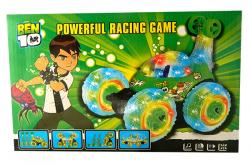 Benten Powerful Racing Game For Kids - (NUNA-073)