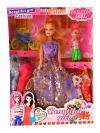 Beautiful Fashion Girl - Toy For Kids - (NUNA-076)