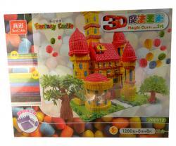 3D Magical Corn - Large Blocks - (NUNA-078)