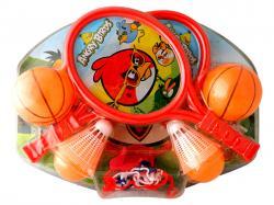 Angry Bird Play Set For Kids - (NUNA-083)