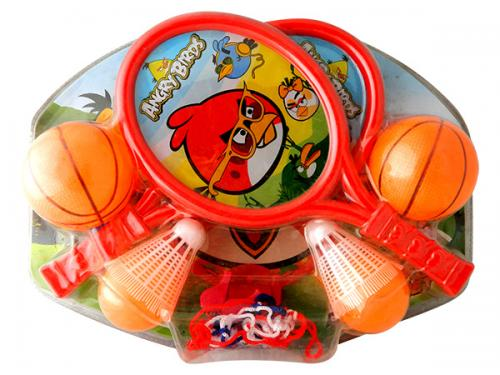 Angry Bird Play Set For Kids - (NUNA-083)