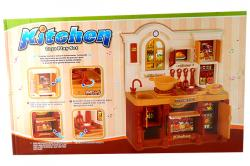 Kitchen Toys Play Set - Battery Operating - (NUNA-088)