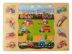 New Puzzle Board For Kids - (NUNA-094)
