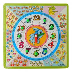 Puzzle Clock - (NUNA-095)