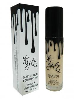 Kylie Liquid Matte Foundation - 35ml - (ATS-097)