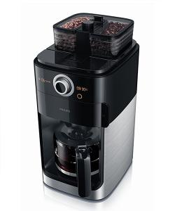 Philips HD7762/00 Coffee Maker with Glass Jug Grind and Brew System - (HD-7762)