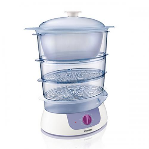 Philips HD9120/00 Food Steamer - (HD-9120)