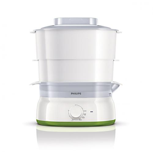 Philips HD9104 Food Steamer - (HD-9104)