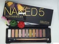 Naked 5 eye-shadow