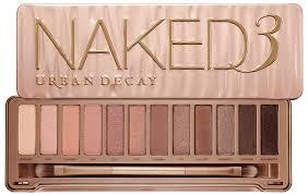 Naked 3 eye-shadow