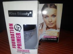 Kiss beauty foundation primer (branded)