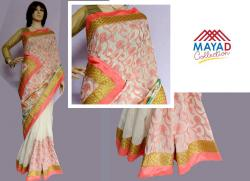 Rawsilk Banarasi Saree For Ladies - (MDC-088)