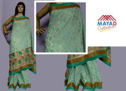 Rawsilk Banarasi Saree For Ladies - (MDC-089)