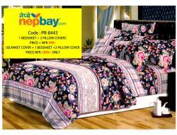 PR Series Bed Sheet (PR-8443)
