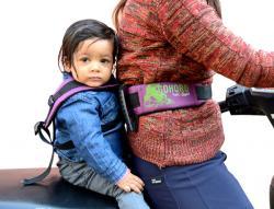 Child Safety Belt for Bikes & Scooter - (TP-438)