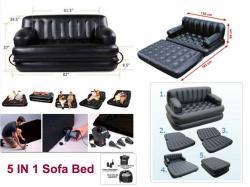 5 in 1 Magic Sofa Bed - (TM-003)
