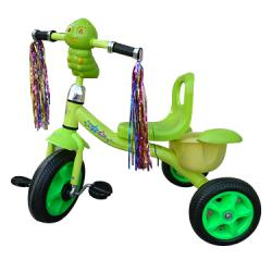 Green Kid's Tricycle - (NUNA-101)