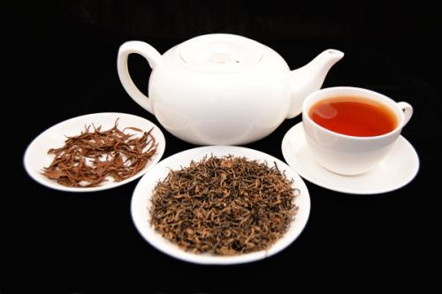 Golden Tips Black Tea - 500gm - (SJT-003)