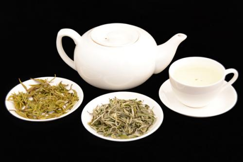 Leaf White Tea - 100gm - (SJT-017)