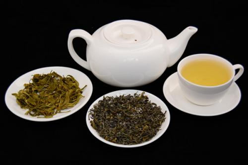 Green Tea - 1000gm - (SJT-024)