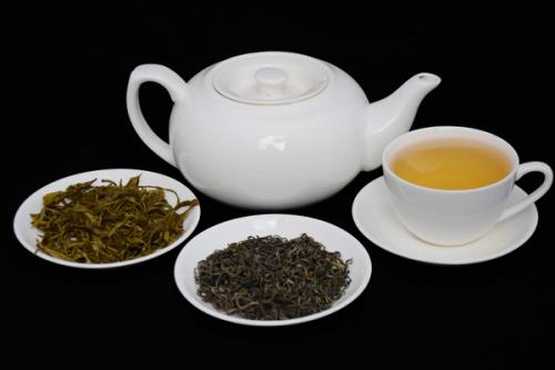Premium Green Tea - 1000gm - (SJT-028)