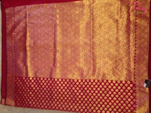 Tulip Collection Designer Saree - (TC-1)