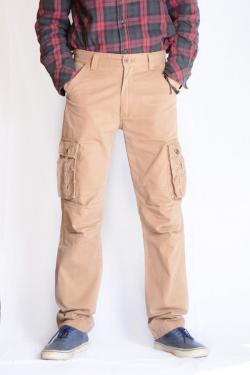 Twill Cotton Box Pant For Men - (TP-526)