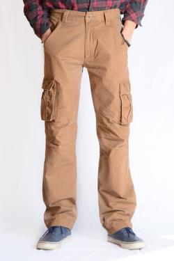 Twill Cotton Box Pant For Men - (TP-527)