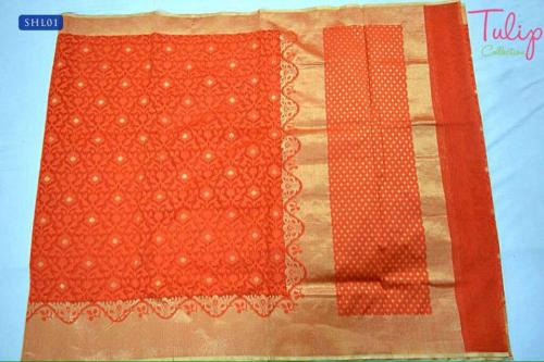 Tulip Collection Designer Saree - (TC-2)