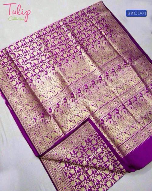 Tulip Collection Designer Saree - (TC-3)