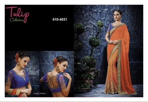 Tulip Collection Designer Saree - (TC-610-4031) - 20% OFF