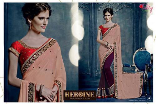 Tulip Collection Designer Saree - (TC-5057) - 20% OFF