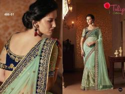 Tulip Collection Designer Saree - (TC-486-51) - 20% OFF