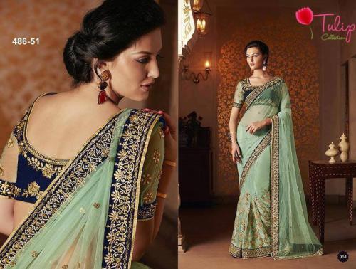 Tulip Collection Designer Saree - (TC-486-51) - 20% OFF