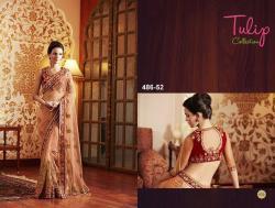Tulip Collection Designer Saree - (TC-486-52) - 20% OFF